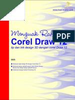 Belajar CorelDraw - Menguak Rahasia Corel Draw X5