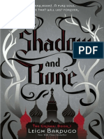 Shadow and Bone by Leigh Bardugo Extract