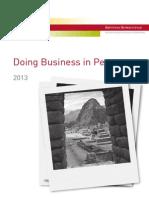 Doing Business Espanol 2013