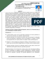 Corporate Governance- Corporate Governance