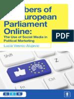 Social Media La Europarlamentare