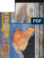 Book Georges Moustaki - Top