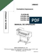 Manual de Operacao CJV30