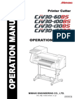 OperationManual CJV30BS (D201979-13)