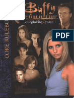 Buffy the Vampire Slayer RPG - Core Rules