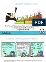 The Secret Roadmap to a Successful Career in TecThe 'Secret' Roadmap to a Successful Career in Technology Sales and Marketinghnology Sales & Marketing