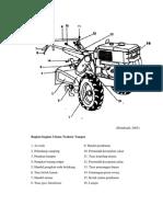 Bagian Hand Traktor
