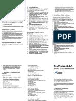 ProVision Solaris Quick Start Guide 6.5.1