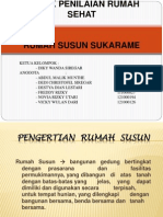 Potret Rumah Susun Sukaramai II, Medan Area (2)