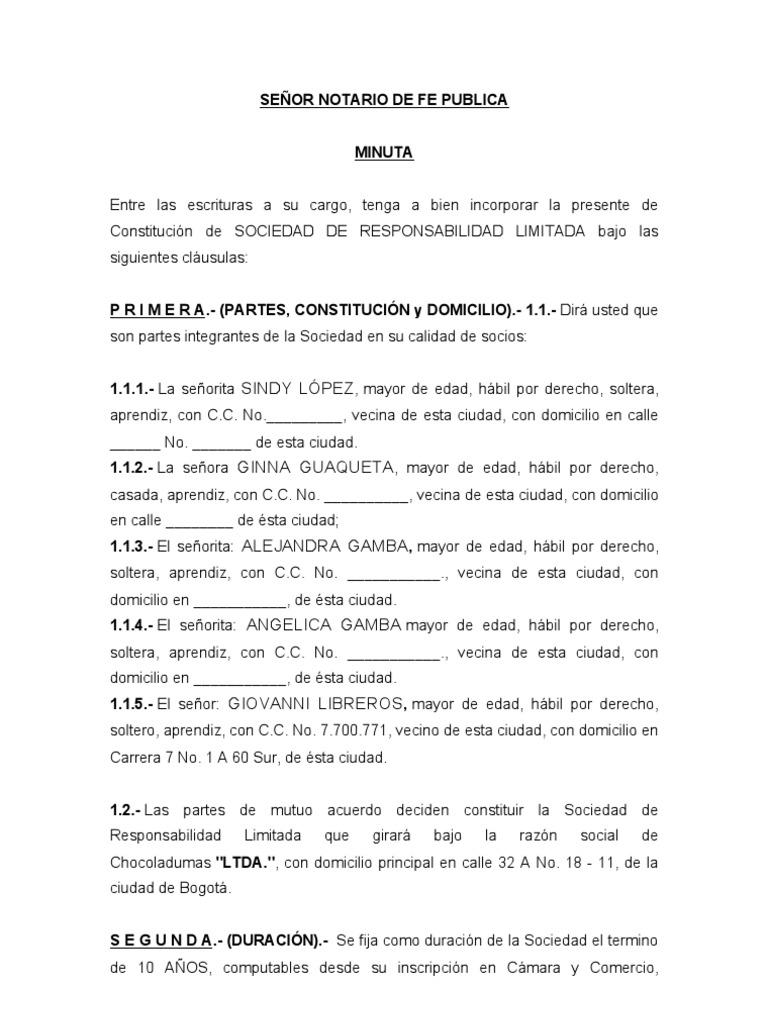 Lujoso Plantilla De Escritura De Procedimiento Inspiración - Ejemplo ...