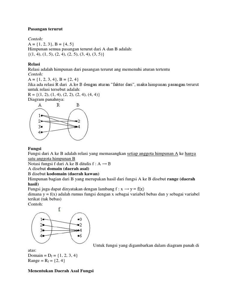 Pasangan terurut derivative arithmetic ccuart Choice Image