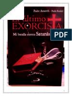 Amorth Gabriele - El Ultimo Exorcista - Mi Batalla Contra Satanas