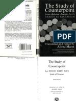 Fux, Johann Joseph - The study of counterpoint.pdf