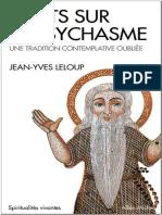 Ecrits sur l'hésychasme. Jean-Yves Leloup.epub