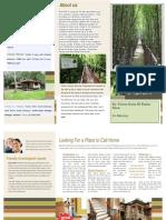 Farissa Edu Trip Brochure