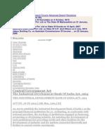 Industrial Devlopment Act