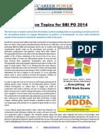 Sbi Po Descriptive Topics Capsule