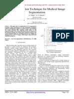 An Optimization Technique for Medical Image Segmentation