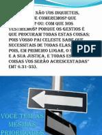 Novo(a) Apresentação Do Microsoft Office PowerPoint 2007