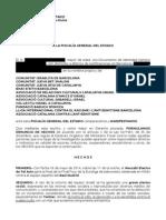 20140520 - Denuncia Fiscal General Del Estado PREMSA