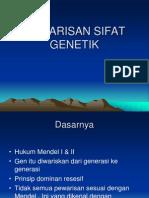 (Predik) Kp. 4.2 Pewarisan Genetik