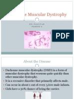 Duchenne Mascular Biopsy