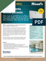 Dezumidificator Piscine WPF52