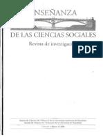 Eje II. 2.3. Fuentes y Moreno. La Vision de La Historia Por Los Adolescentes