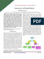 A Reconnaissance on Design Patterns