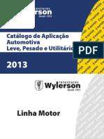 Catalogo Linha Pesada e Motor Wylerson