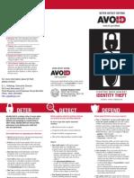 deter detect defend brochure