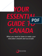 Guide to Canada