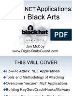 Hacking .NET Applications: