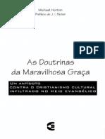 As Doutrinas Da Maravilhosa Graca