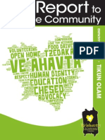 Ve'ahavta Community Report