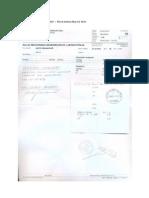 Laboratorijski nalaz krvi 20. 5. 2014. – Blood analysis May 20, 2014