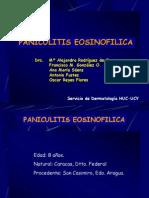 Paniculitis Eosinofílica