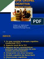 Terapia Grupal Cognitiva Conductual