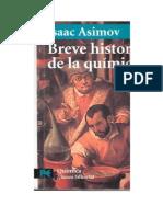 Asimov Isaac - Breve Historia de La Quimica
