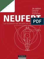 GRATUIT TÉLÉCHARGER NEUFERT 10 PDF