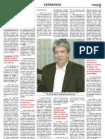 Entrevista balanço autarquicas Progresso de Paredes 30-10-09 II