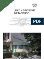 Obesidad y Sindrome Metabolico. Uaem