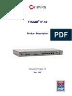 IP10 Product Description