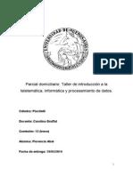 Parcial Domiciliario Del T