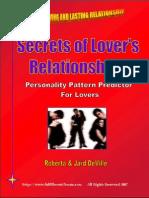 Secrets of Lover's Relationships