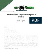 Sagan, Carl - Biblioteca de Alejandria