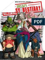 BESM - FantasyBestiary