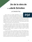 Rajo, Sebastian - Estudio de La Obra de Frederik Schollen