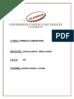 Infec.gastrointestinales y Urinarias