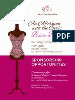 NWBCF Sponsorship Kit 2014r